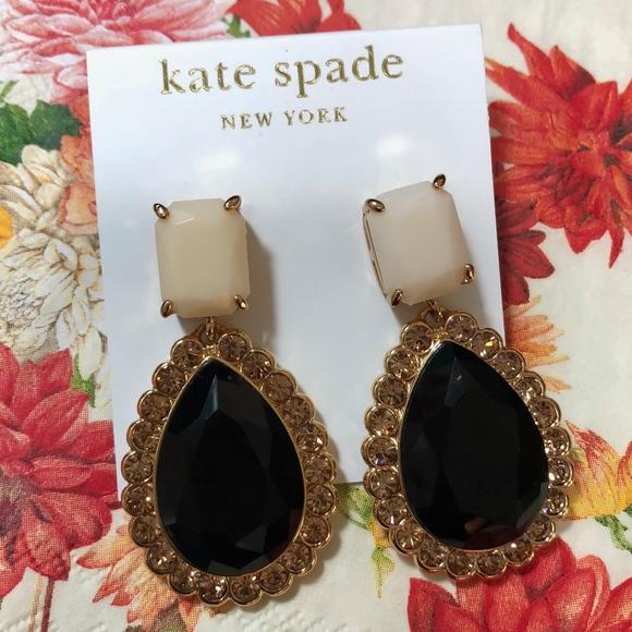 ae4010d26 kate spade Jewelry   Nwt 14k Goldfilled Teardrop Earrings   Poshmark